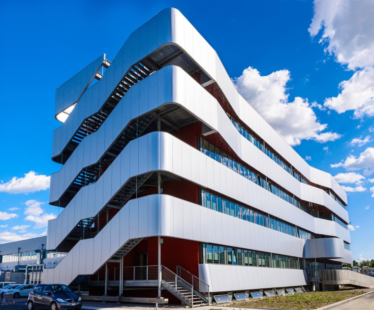 NEW HEADQUARTERS OFFICE BUILDINGSORIN GROUP ITALIA SRL, MIRANDOLA ...