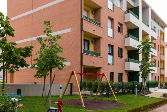 COMPLESSI RESIDENZIALI PEEP,<br/>MODENA