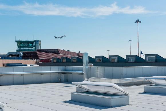 LOGISTICS FACTORY<br/>G. MARCONI AIRPORT, BOLOGNA