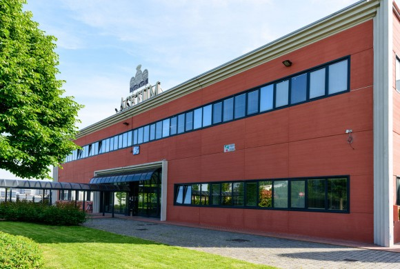 PRODUCTION PLANT<br/>ACETUM SRL, CAVEZZO (MO)