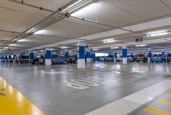 UNDERGROUND PARKING<br/>AREA NOVI SAD, MODENA