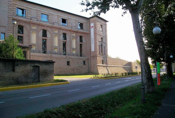 CASTELLO DEI PICO<br/>MIRANDOLA (MO)
