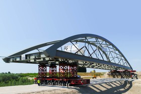 NEW BOMPORTO BRIDGE (MO)<BR/>
